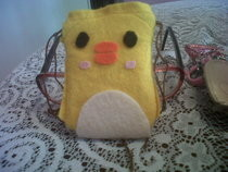 Diy: Ducky Drawstring