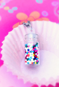 Sweet Shop Necklace 