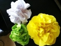 Simple Yet Amazing, Fabric Flowers! :)