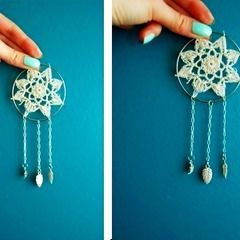 Mini Dream Catcher