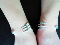 Fork Bracelet