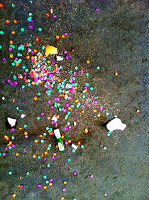 Confetti Egg Save The Date's