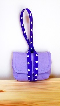 Camera Case Wristlet