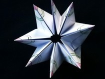 Origami Magic Circle