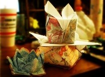 Mother's Day Gifts And Origami