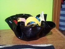 Vinyl Record Bowl