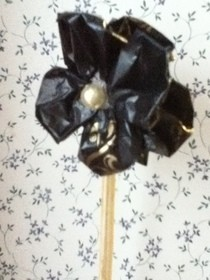 After Eight Paper Flowers
