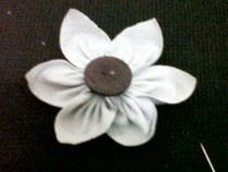 Fabric Flower