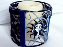 Corpse Bride Candle Holder