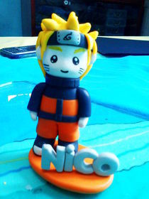 Chibi Naruto Fig