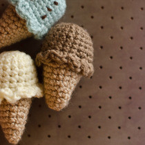 Crochet Ice   Cream