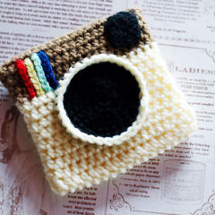 Crochet Instagram Purse
