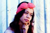 Retro Crochet Turban