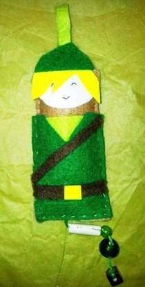 Zelda Dotee Doll
