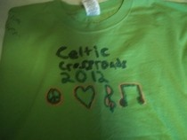 Celtic Crossroads Shirt