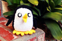 Adventure Time Gunter Penguin