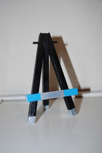 Color Blocked Mini Easel
