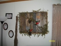 Pallet Wall Decor Shadow Box