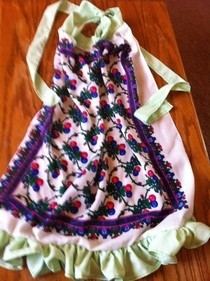 1950s Retro Apron