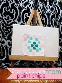 Granny Square Art