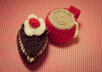 Mini Crochet Teacup Pattern