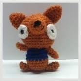 Amigurumi Fox