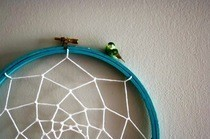 Embroidery Loop Dreamcatcher