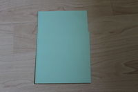 How to embellish a bow card. Birthday Card (With The Present!) - Step 2