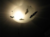 Bat Lamp