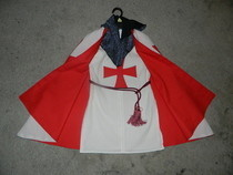 Childrens Knight Templar Costume