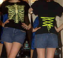 Corset T Shirt