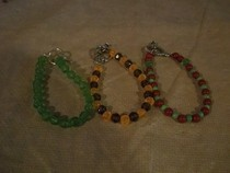 Holiday Bracelets