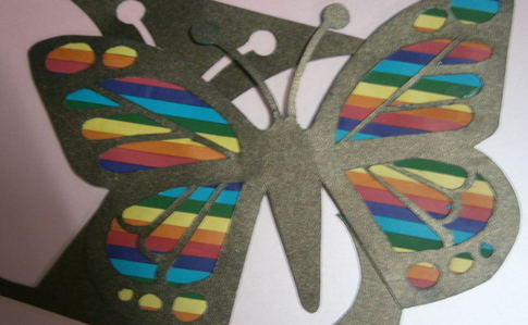 Butterfly Sun Catcher