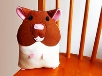 Stuffed Toy Hamster
