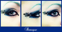 Baroque Makeup