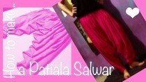 Patiala Salwar