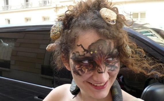 Medusa Fancy Dress