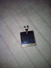 How to make a tile pendant. Autism Awareness Scrabble Tile Necklace - Step 1