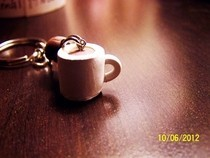 Coffee Mug Charm!  