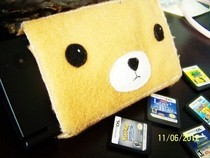 Nintendo Bear Cover!