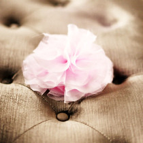 Chiffon &amp; Tulle Flower