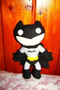Batman Plushie!