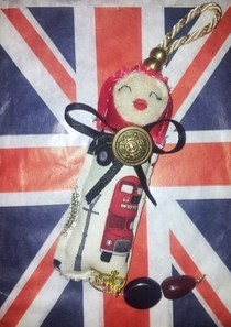 Jubilee Dottee Doll