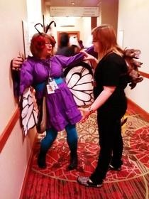Butterfree Cosplay