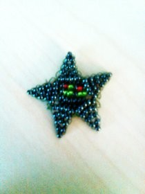 Beaded Star