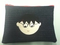 Cute Harry Potter Pencil Case