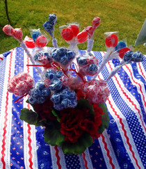 4th Of July Centerpieces