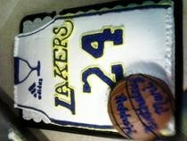 Lakers Cake