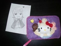 Felt Plushies & Pouches