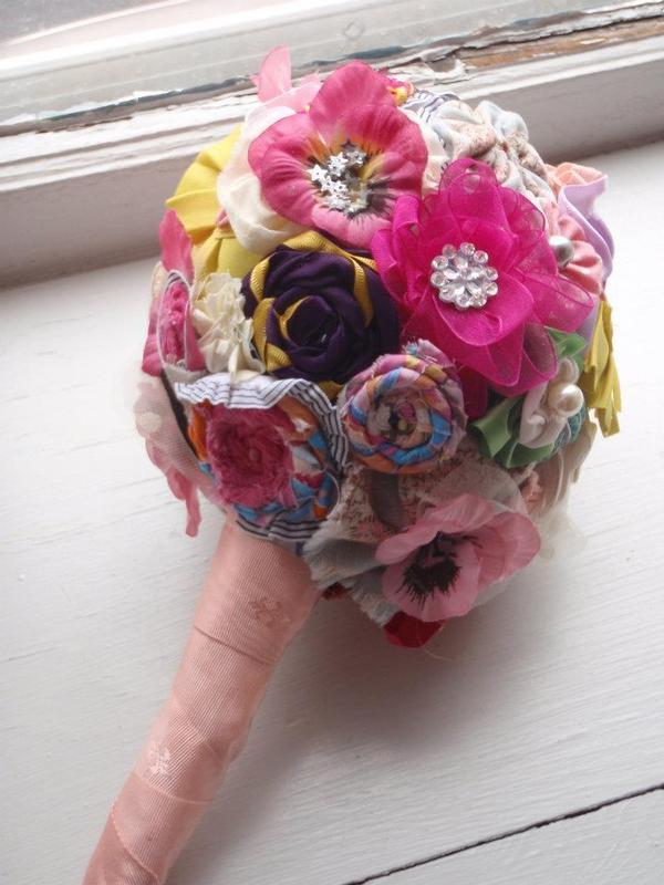 Ribbon Bridal Bouquet 183 How To Make A Bouquet 183 How To By